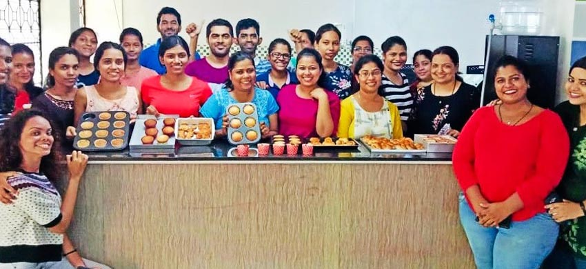 Baking and Confectionery Course