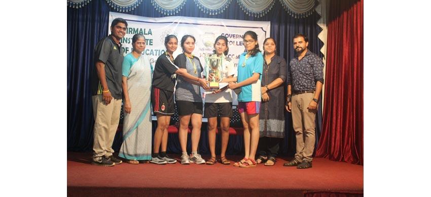 Table Tennis Tournament Womens